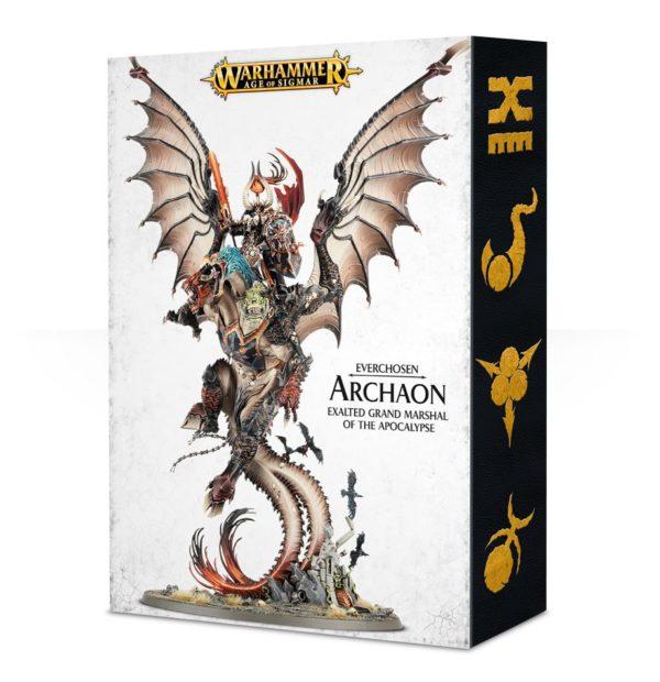 Warhammer Sigmar Caos Archaon Everchosen