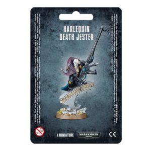 Bufon Muerte Payasos Eldar Harlequins Arlequines Warhammer 40k Death Jester