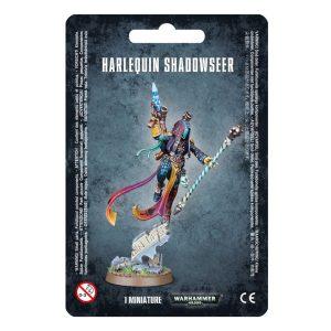 Vidente Sombras Payasos Eldar Harlequins Arlequines Warhammer 40k Shadowseer
