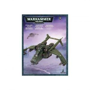 Valkyrie Vendetta Guardia Imperial Astra Militarum Warhammer 40k Valkiria