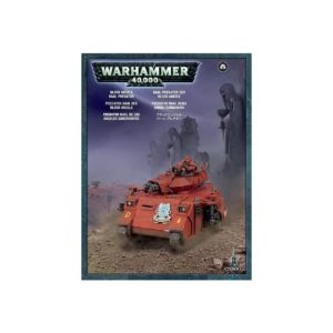 Angeles Sangrientos Space Marines Espaciales Warhammer 40k Baal Predator