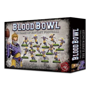 Equipo Elfo Blood Bowl Elf Team