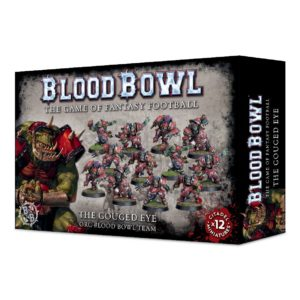 Gouged Eye Equipo Orcos Blood Bowl Orc Team