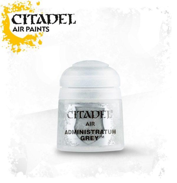 Pintura Gris Claro Citadel Air Administratum Grey
