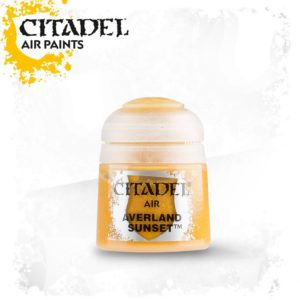 Pintura Amarillo Citadel Air Averland Sunset