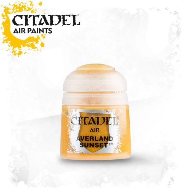 Pintura Amarillo Citadel Air Averland Sunset