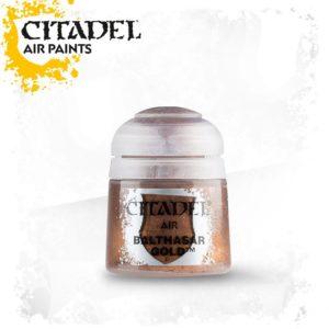 Pintura Dorado Citadel Air Balthasar Gold