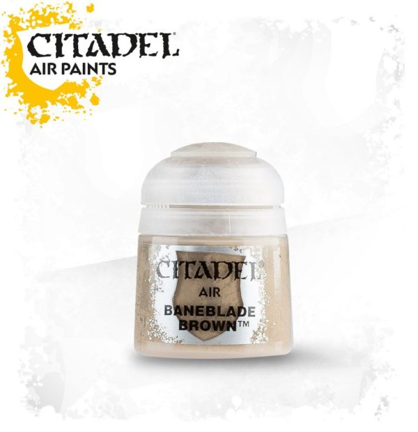 Pintura Marron Citadel Air Baneblade Brown