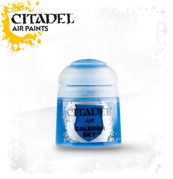 Pintura Azul Citadel Air Caledor Sky