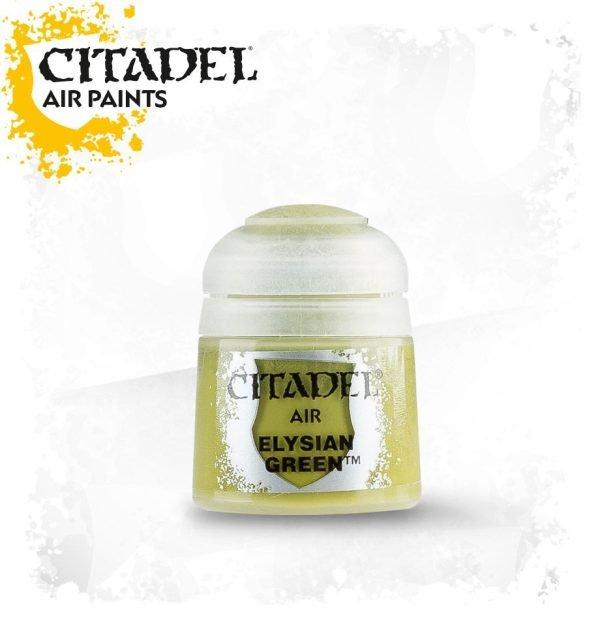 Pintura Verde Claro Citadel Air Elysian Green