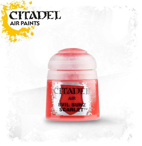 Pintura Rojo Citadel Air Evil Sunz Scarlet