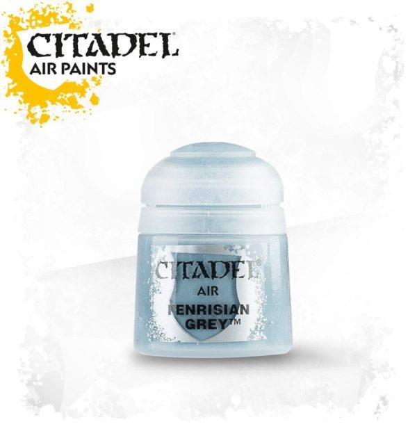 Pintura GRis Azul Citadel Air Fenrisian Grey