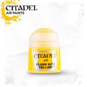 Pintura Amarillo Citadel Air Flash Gitz Yellow