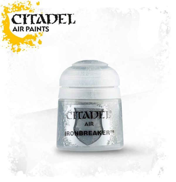 Pintura Metalizado Citadel Air Ironbreaker