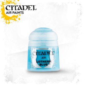 Pintura Azul Citadel Air Lothern Blue