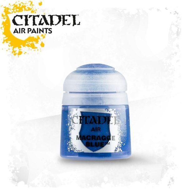 Pintura Azul OScuro Citadel Air Macragge Blue