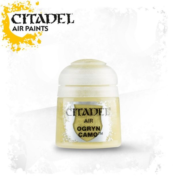 Pintura Verde Citadel Air Ogryn Camo