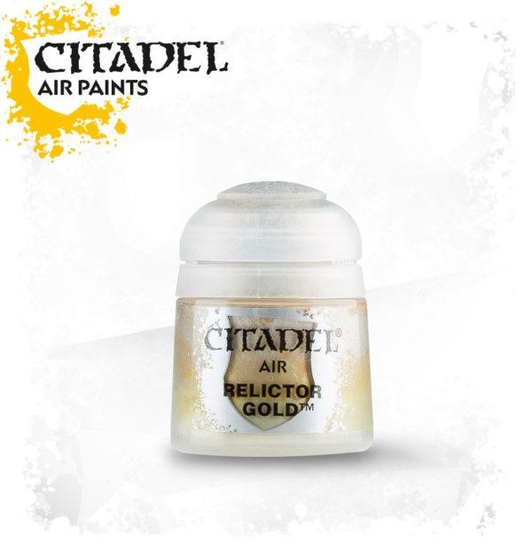 Pintura Dorado Citadel Air Relictor Gold