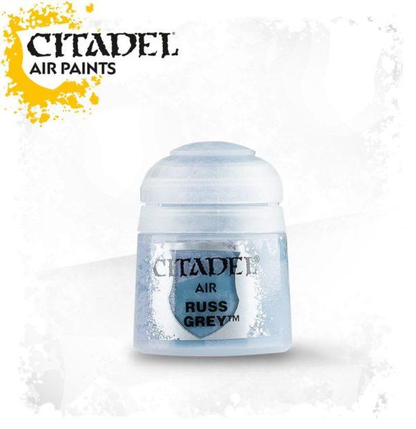 Pintura Gris Azul Citadel Air Russ Grey
