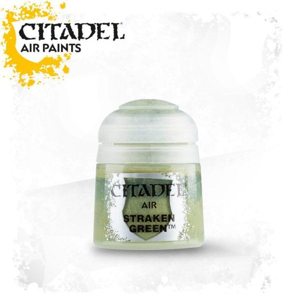 Pintura Verde Citadel Air Straken Green