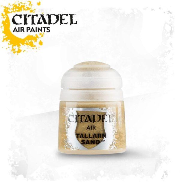 Pintura Marron Citadel Air Tallarn Sand