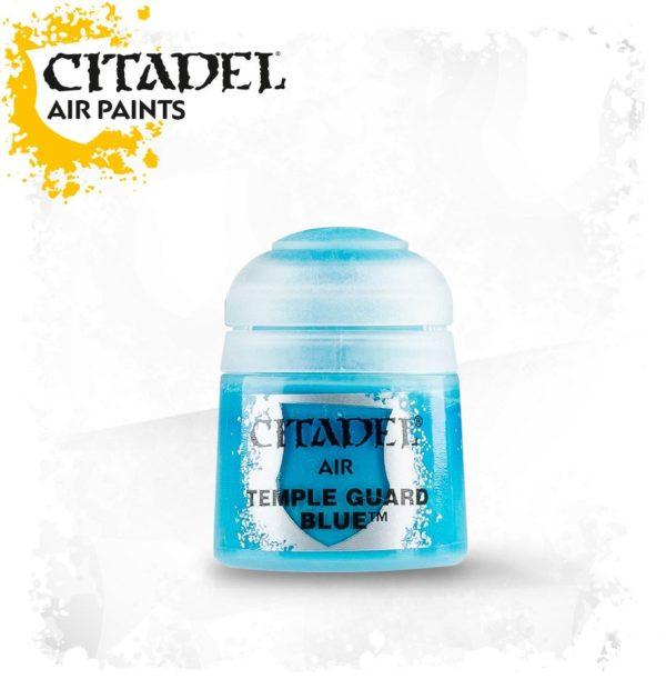 Pintura Turquesa Citadel Air Temple Guard Blue
