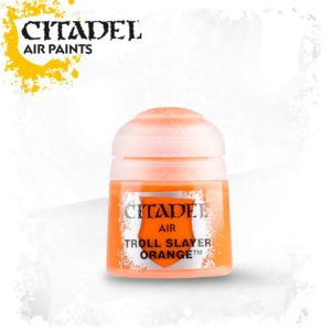 Pintura Naranja Citadel Air Troll Slayer Orange