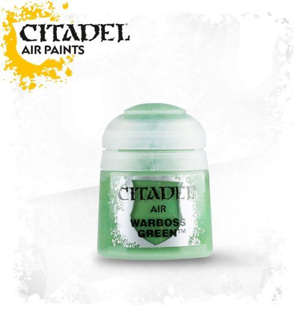 Pintura Verde Citadel Air Warboss Green