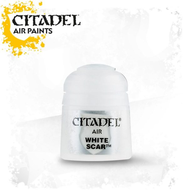 Pintura Blanco Citadel Air White Scar