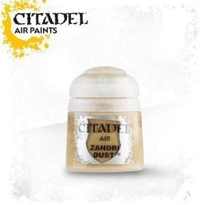 Pintura Polvo Citadel Air Zandri Dust