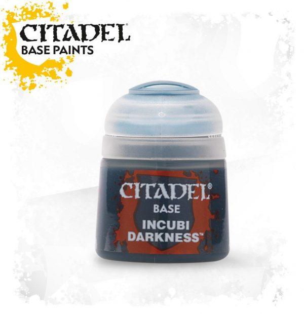 Pintura Azul Oscuro Citadel Base Incubi Darkness