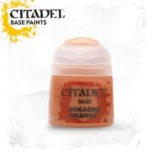 Pintura Naranja Citadel Base Jokaero Orange