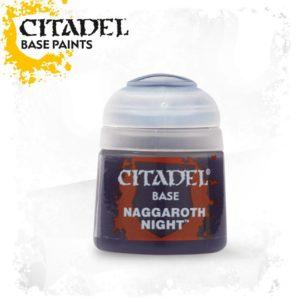 Pintura Morado Violeta Citadel Base Naggaroth Night