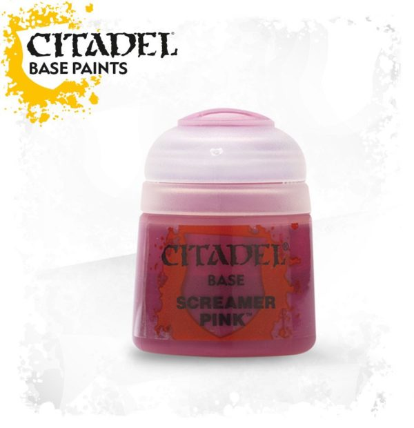 Pintura Violeta Rosa Citadel Base Screamer Pink