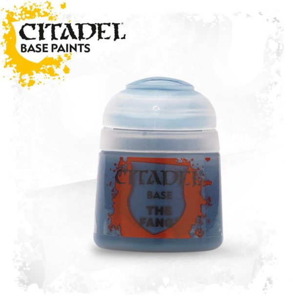Pintura Azul Citadel Base The Fang