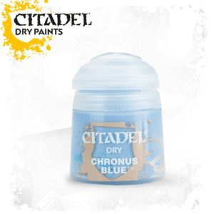 Pintura Pincel Seco Azul Citadel Dry Chronus Blue