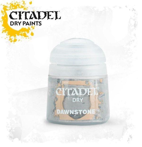 Pintura Pincel Seco Gris Citadel Dry Dawnstone