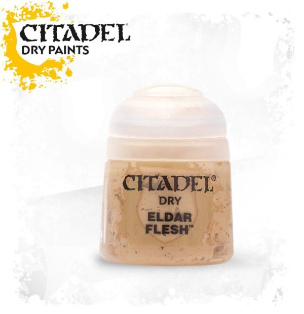 Pintura Pincel Seco Carne Citadel Dry Eldar Flesh