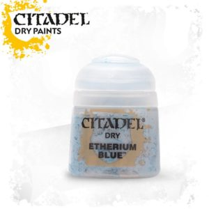 Pintura Pincel Seco Azul Citadel Dry Etherium Blue