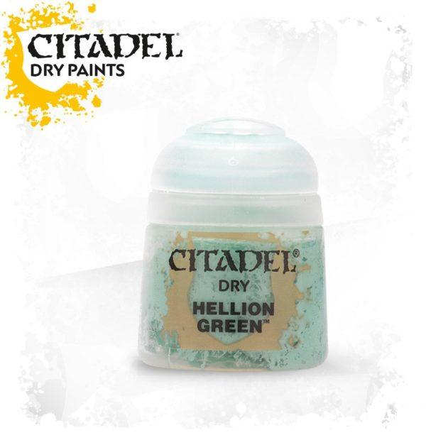 Pintura Pincel Seco Verde Citadel Dry Hellion Green