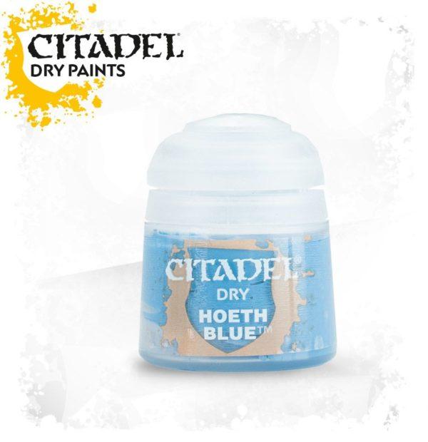 Pintura Pincel Seco Azul Citadel Dry Hoeth Blue
