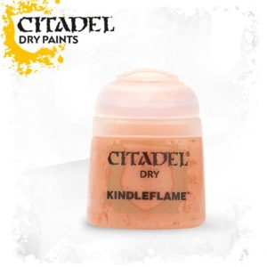 Pintura Pincel Seco Naranja Citadel Dry Kidleflame