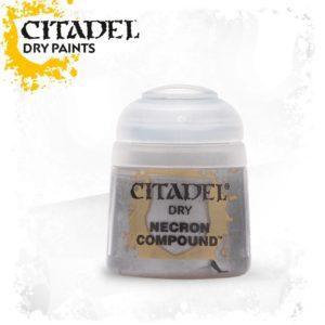 Pintura Pincel Seco Plata Citadel Dry Necron Compound