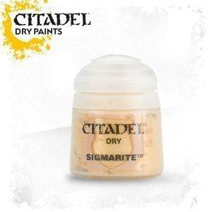 Pintura Pincel Seco Dorado Citadel Dry Sigmarite