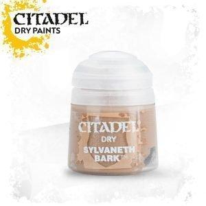 Pintura Pincel Seco Marron Citadel Dry Sylvaneth Bark