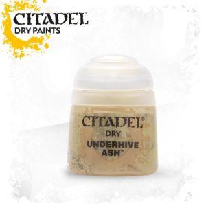 Pintura Pincel Seco Citadel Dry Underhive Ash