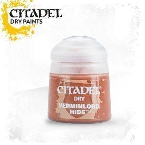 Pintura Pincel Seco Marron Citadel Dry Verminlord Hide
