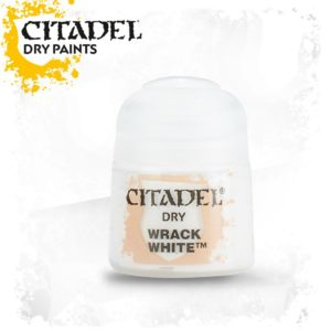 Pintura Pincel Seco Blanco Citadel Dry Wrack White