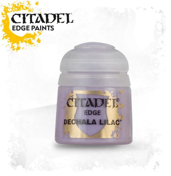 Pintura Pincel Seco Morado Violeta Citadel Edge Dechala Lilac