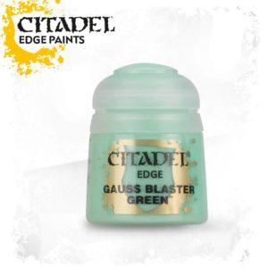 Pintura Pincel Seco Verde Citadel Edge Gauss Blaster Green